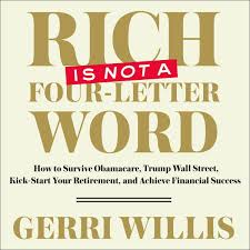 Rich Is Not A FourLetter Word Audiobook Listen Instantly