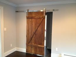 Decor Reclaimed Wood Sliding Door For Cozy Home Decoration Ideas
