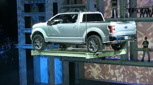 Ford To Build New F-150 Pickup Along Side Old Model For Six Months ...