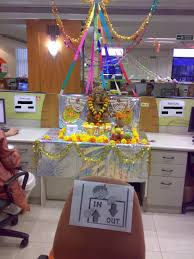 Office Cubicle Halloween Decorating Ideas by Trendy Office Interior Office Desk Decoration Theme Office Cubicle