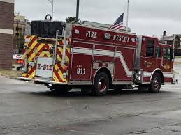 100 Fire Trucks Unlimited Cold May Help Silence Fireworks In Muscatine Local