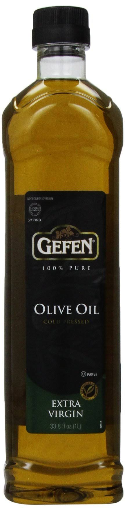 Gefen Extra Virgin Olive Oil Daily, 33.8 Ounce