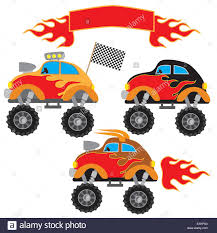 Monster Truck Cartoon Funny Illustration Vector Stock Photos ... Monster Truck Stock Vector Illustration Of Illustration 32331392 Cartoon Truck Oneclick Repaint Stock Vector Art More 4x4 Isolated On White Background Photo Extreme Sports Royalty Free Image Off Road Car Looking Like Monster Cartoons Videos Search Result 168 Cliparts For Stunt Cartoon Big Trucks Off Road Images Clipart The Best Of Monster Trucks Cartoon Compilation Town 55253414