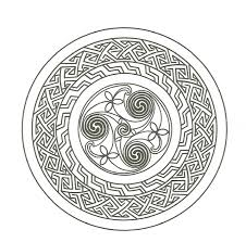 Adult Coloring Book Books For Adults Pages Mandala Free Downloads