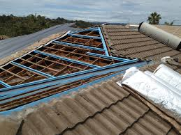 queensland roof replacement tile to colorbond or zincalume