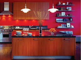 Kitchen Red Decorating Ideas Best Walls Images On Pinterest