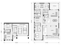 100 Floor Plans For Split Level Homes Plan Home On Incline In 2019 Plans