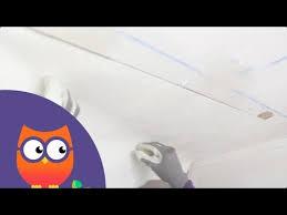 poser fibre de verre plafond poser de la toile de verre au plafond ooreka fr