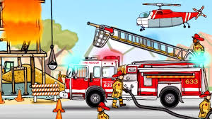 Fire Truck And Fire For Kids Truck - Fire Engine | Best IOS Apps ...