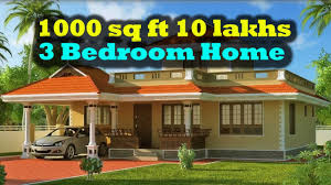 My Home 3 Bedroom 1000 Sq Ft 10 Lakhs Only - YouTube Baby Nursery Single Floor House Plans June Kerala Home Design January 2013 And Floor Plans 1200 Sq Ft House Traditional In Sqfeet Feet Style Single Bedroom Disnctive 1000 Ipirations With Square 2000 4 Bedroom Sloping Roof Residence Home Design 79 Exciting Foot Planss Cute 1300 Deco To Homely Idea Plan Budget New Small Sqft Single Floor Home D Arts Pictures For So Replica Houses
