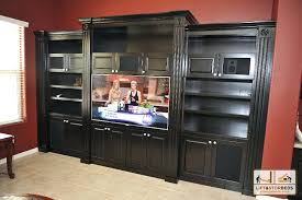 Wood Pallet Entertainment Center Plans Solid Centers For Flat Screen Tvs Custom