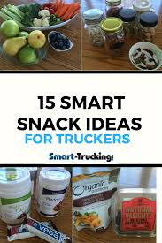 15 Smart Healthy Snack Ideas For Truckers | Snacks, Snacks Ideas And ... So You Want To Be A Trucker Toughnickel How Lose Weight Trucking A Few Strategies For Truck Drivers To Keep Healthy The Cypress Driver Injury Prevention 3 Ways Make Your Driving Life Less Of Curse More Personal Trainer Coaches Truckers In Best Diet Workout Routines Stay As Drive For Highway Examples Of Food Choices Industry Is Doing Whatever It Takes Get Millennials Lisa Tsakos Rhn Nutrition On The Road Eating Hot Girl Big Popsicle Like Progressive School Httpwwwfacebookcom