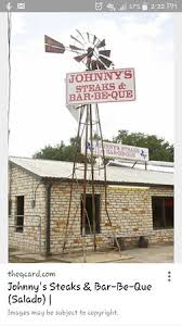 The Shed Menu Salado Texas by Johnny U0027s Steaks U0026 Bar Be Que Salado Menu Prices U0026 Restaurant