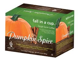 Keurig Pumpkin Spice Coffee Nutrition by Retail Solutions White Coffee