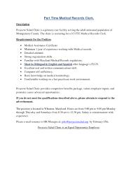 Sales Clerk Cover Letter Resume Sample Gallery For Photographers