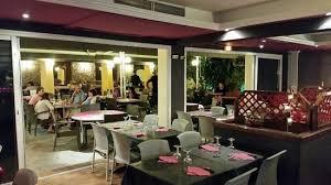 restaurant le patio charmant restaurant en plein centre de calvi picture of le