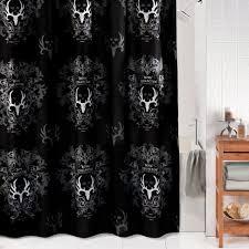 ideal harley davidson bathroom shower curtains for home decoration