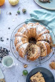 haselnusskuchen mit schokopuddingkern