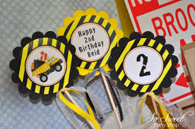Dump Truck Decorations ~ Instadecor.us Blaze And The Monster Machines Party Supplies Sweet Pea Parties Cstruction Truck Birthday Cake Topper Dump Centerpiece Sticks Fire Truck Party Favors Email This Blogthis Share To Twitter Ezras Little Blue 3rd Fab Everyday Because Life Should Be Fabulous Www Favors Criolla Brithday Wedding Trash Crazy Wonderful Gallery Fire Homemade Decor