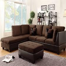 amerikanischen stil wohnzimmer spezifische verwenden dunkelbraun schokolade pu samt schnitts sofa buy amerikanischen stil schnitts sofa dunkelbraun
