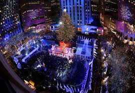 Rockefeller Plaza Christmas Tree 2014 by Nbc Christmas Tree Lighting Home Decorating Interior Design