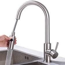homelody wasserhahn küche ausziehbar küchenarmatur mit
