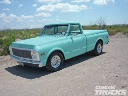 100 Chevy Truck 1970 Chevrolet C10 Hot Rod Network