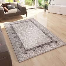 teppich designer kurzflor wohnzimmer teppich mit glitzer abstrakt used optik in braun vimoda homestyle