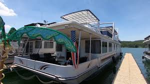 100 Lake Union Houseboat For Sale 2005 Sunstar 17 X 84 WB Custom On Norris TN SOLD