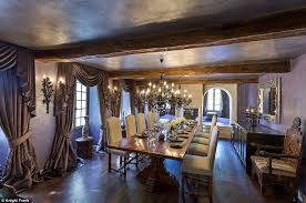 Come Dine With Us Inside The Formal Dining Room Including Plush Decor At