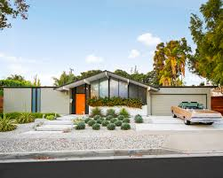 100 Eichler Architect Homes Fairhills Neighborhood Southern California