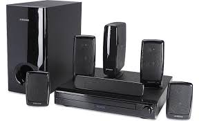 Samsung HT Z520 5 disc DVD home theater system with wireless rear