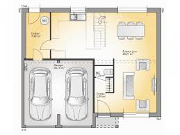 les 3 chambres plan de maison rdc modèle lumina maison traditionnelle en l à