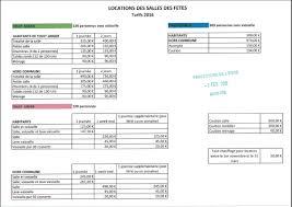 tarif salle des fetes tarifs de location des salles des fêtes du thuit de l oison pour l