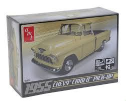 100 55chevy Truck Amazoncom 124 55 Chevy Cameo Toys Games