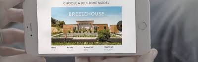 100 Blu Homes Prefab Launches Its First IPhone App That Enables Customers To