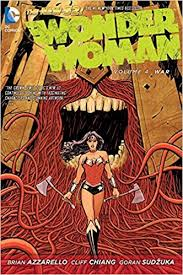 Wonder Woman Vol 4 War The New 52 Brian Azzarello Cliff Chiang Tony Akins 9781401246082 Amazon Books