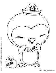 Octonauts Coloring Pages For Free