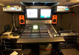 Mobile Recording Truck, Fall Guy Truck Specs | Trucks Accessories ...