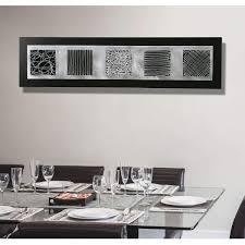 statements2000 3d metal wall sculpture modern black