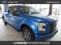 2015 Used Ford F-150 2WD SuperCab 145