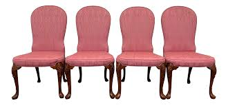 Vintage & Used Queen Anne Accent Chairs   Chairish Encarnacion Ding Chair Sold Out Henkel Harris Mahogany Queen Anne Chairs Set Of 6 Rustic Circular Farmhouse Shabby Chic Ding Table 4 Vintage Chairs Local Delivery In Hammersmith Ldon Gumtree Evolution Seven Piece With By Legacy Classic At Lindys Fniture Company Rooms Cherie Rose Collection Tone On Duncan Phyfe Painted Regency Table Suite Ebay Im So Doing This Someday To My Set Painted White Queen Anne Andersen Stauffer Makers Seating Pladelphia Lavinia Double Extension Double Extension 31m In Stock Room Cloth Homesfeed
