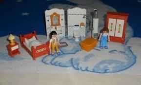 playmobil ofenrohr nostalgie badezimmer boiler rohr ofen