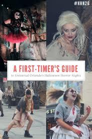 Halloween Horror Nights Parking Orlando by Best 25 Halloween Horror Nights Ideas On Pinterest Horror