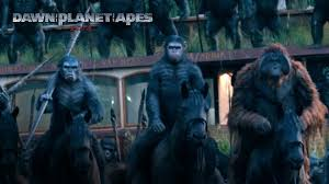 DAWN OF THE PLANET OF THE APES Teases Us With Apes On Horses + New ... Closer Look Dawn Of The Planet Apes Series 1 Action 2014 Dawn Of The Planet Apes Behindthescenes Video Collider 104 Best Images On Pinterest The One Last Chance For Peace A Review Concept Art 3d Bluray Review High Def Digest Trailer 2 Tims Film Amazoncom Gary Oldman