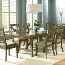 Furniture Omaha Standard Brown Counter Height Trestle