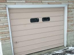 Garage Door Bottom Seal For Uneven Floor by Dewey U0027s Treehouse Mr Fixit U0027s Swing Up Garage Door Draft Stopper