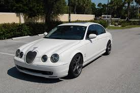 Jaguar S Type R with 19 inch Forgestar CF5 Wheels
