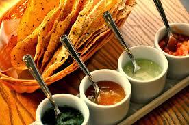 dips cuisine poppadom dips dips salt n pepper restaurant in serving