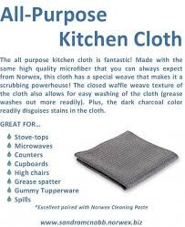 Norwex All Purpose Kitchen Cloth – PPI Blog